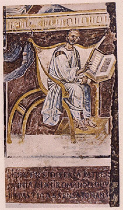 Kirchenvater Augustinus